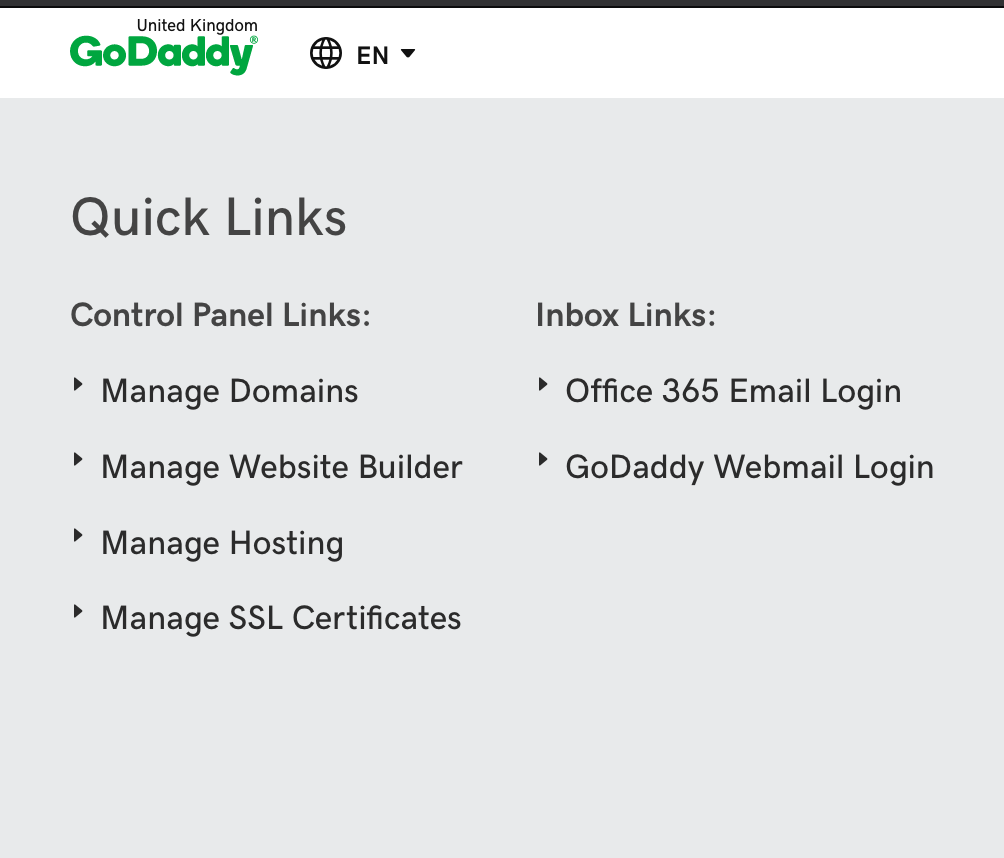 Domain-Manager-in-GoDaddy