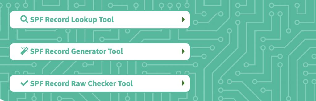 SPF-lookup-tools