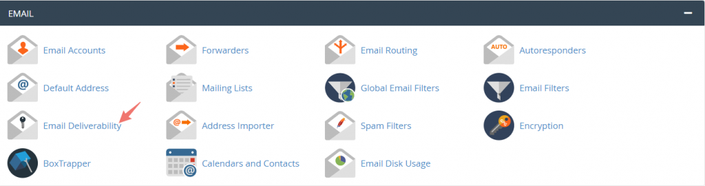 cPanel-Email-Deliverability-Toolbox