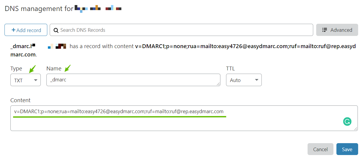 DMARC-TXT-Value-Cloudflare-how-do-I-set-up-DMARC-without-tech-support
